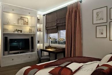 Интерьер трехкомнатной квартиры в современной классике