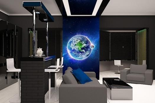 Однокомнатная квартира для холостяка