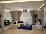 Дизайн двухкомнатной квартиры (ул.  Алексеева, 107)