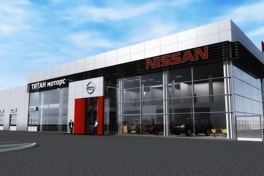 Дилерский центр 'NISSAN'