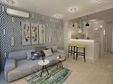 Квартира-студия 56 кв.м