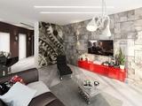 Проект: однокомнатной квартиры для молодого человека