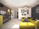 Квартира  современном стиле