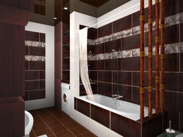 Дизайн-проект квартиры на ул. Алексеева, 93