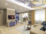 Дизайн-проект квартиры с перепланировкой