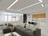 Квартира в стиле Минимализм 86 м.кв.