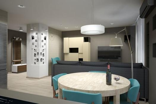 Квартира в микрорайоне Малые Кварталы