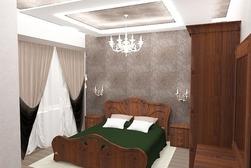 Квартира в стиле эклектика