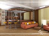 Интерьер 2-х комнатной квартиры, 65 м.кв.