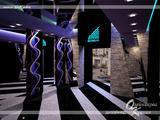 Интерьер ночного клуба