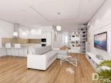 Интерьер квартиры с современном стиле