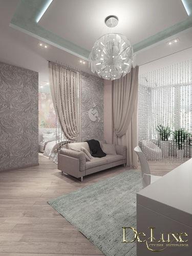 Дизайн квартиры (ул. Мате Залки)