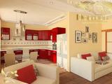 Дизайн-проект квартиры в сталинском доме
