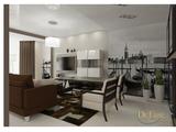 Интерьер трех комнатной квартиры ул. Алексеева 93