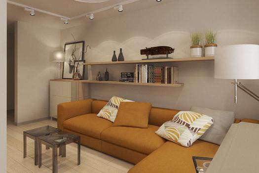 Дизайн/проект квартиры