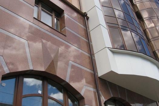 Проекты фасадов и входных групп