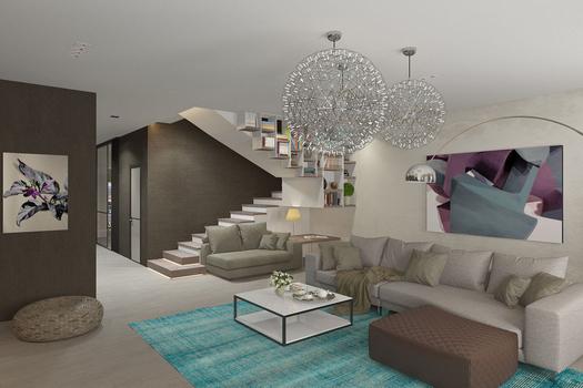 блок хаус в современном стиле
