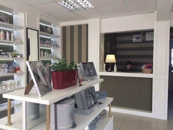 Интерьер для магазина Bath & Bloom в Ангарске