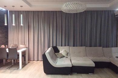Дизайн интерьера Квартиры-студии в Абакане 95 кв.м
