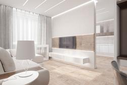 Дизайн проект интерьера в ЖК Стрижи в г.Иркутске
