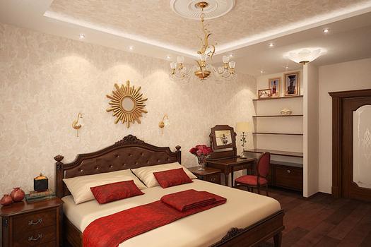 Дизайн-проект двухкомнатной квартиры 73 м2. 2013 г.