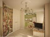Дизайн-проект однокомнатной квартиры 41 м2., 2013 г.