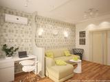 Дизайн-проект двухкомнатной квартиры в г. Москва, 59 м2., 2014 г.