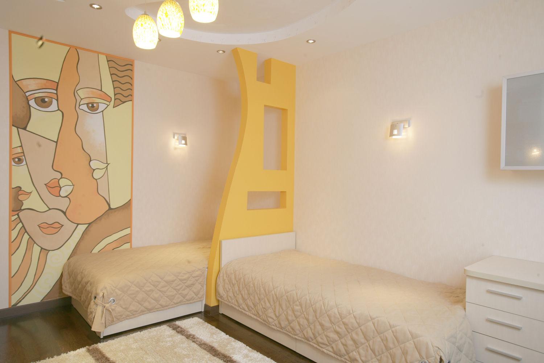 """Квартира в ЖК """"Европейский берег"""" для счастливой семьи с двумя детьми"""