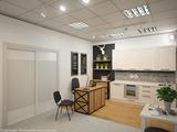 Дизайн-проект павильона для фирмы по изготовлению мебели.