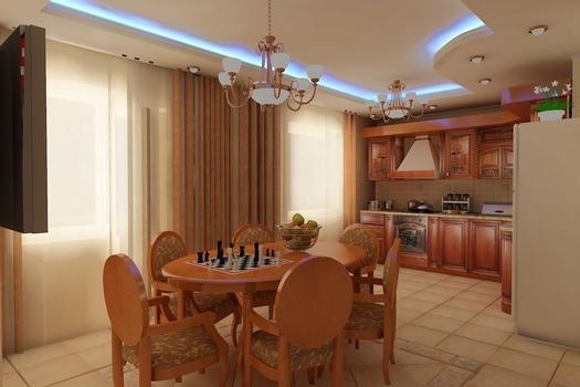4-х комнатная квартира на Авиаторов.