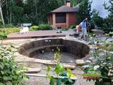 Ландшафтный бассейн - новые тенденции дизайна.