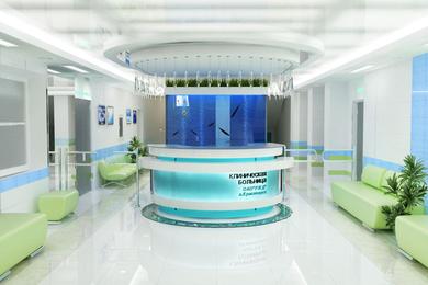 Клиническая больница РЖД.