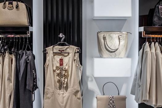 Интерьер магазина Elis в Ростове-на-Дону