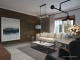 Обновление интерьера 1 этажа загородного дома на Базаихе