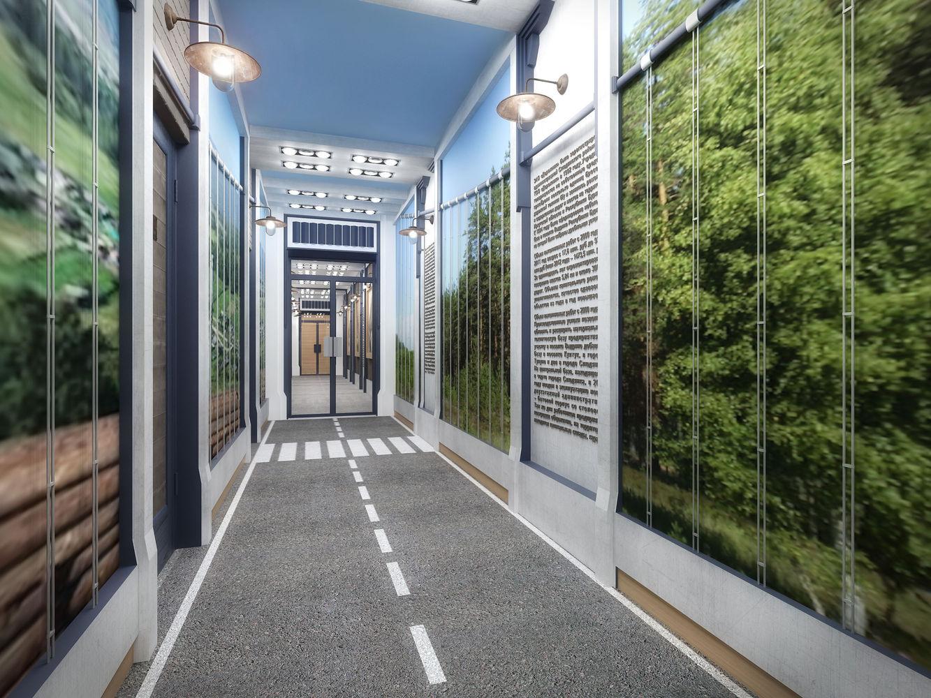 Офисы ЗАО Дорожник
