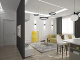 Дизайн интерьера в стиле фьюжн