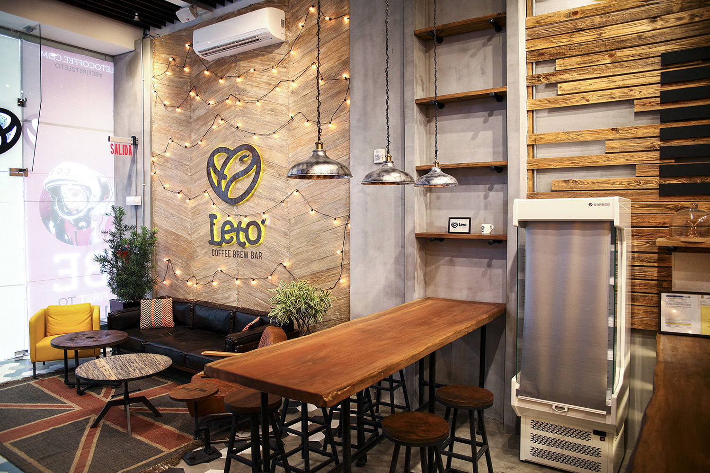 "Brew Bar ""Leto"", Panama City (фото реализованного проекта)"