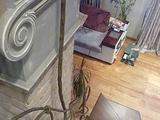 Интерьер двухуровневой квартиры с мансардой