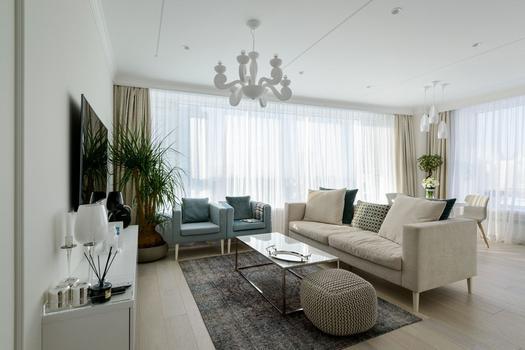 Дизайн-проект квартиры в Новосибирске