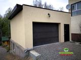 Спроектируем и построим гараж под ключ на вашем участке.