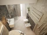 Ванная комната. Квартира в Якутске