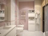 Ванная комната. ЖК Калининский