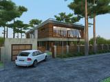 Современный дом в г. Барнаул
