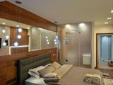 спальня, гостиная-студия, санузел.