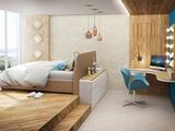 Эклектичная квартира для творческих людей