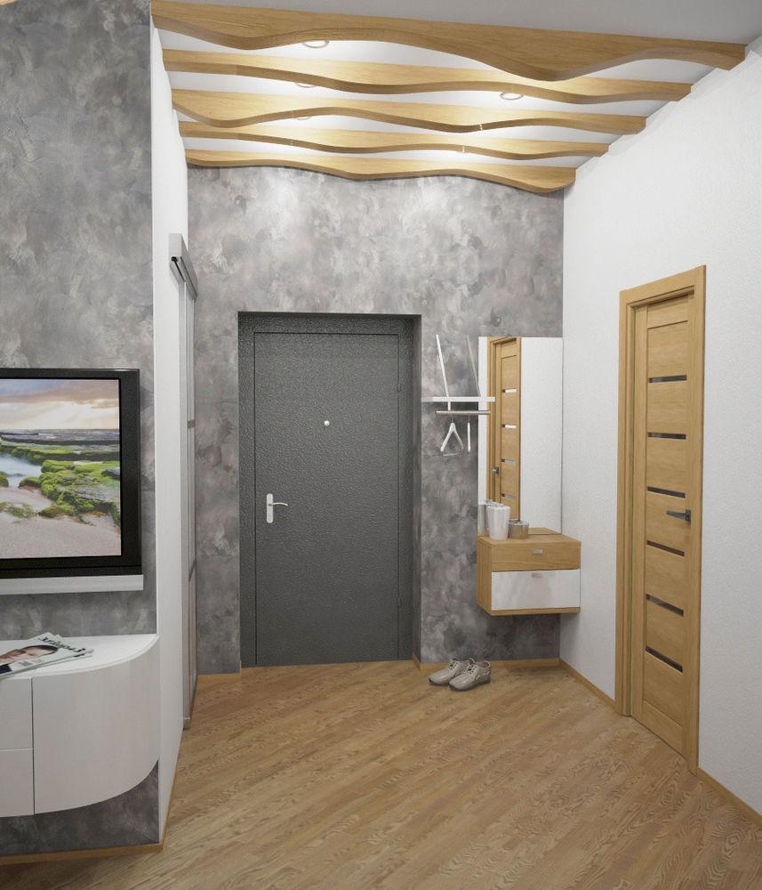 Однокомнатная квартира в эко-стиле