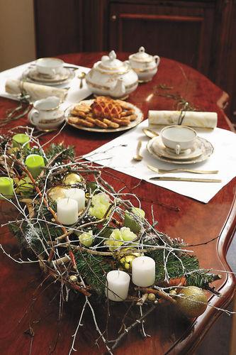 Новогодний завтрак для двоих