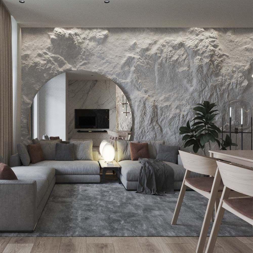 Дизайн интерьера квартиры 80 м2