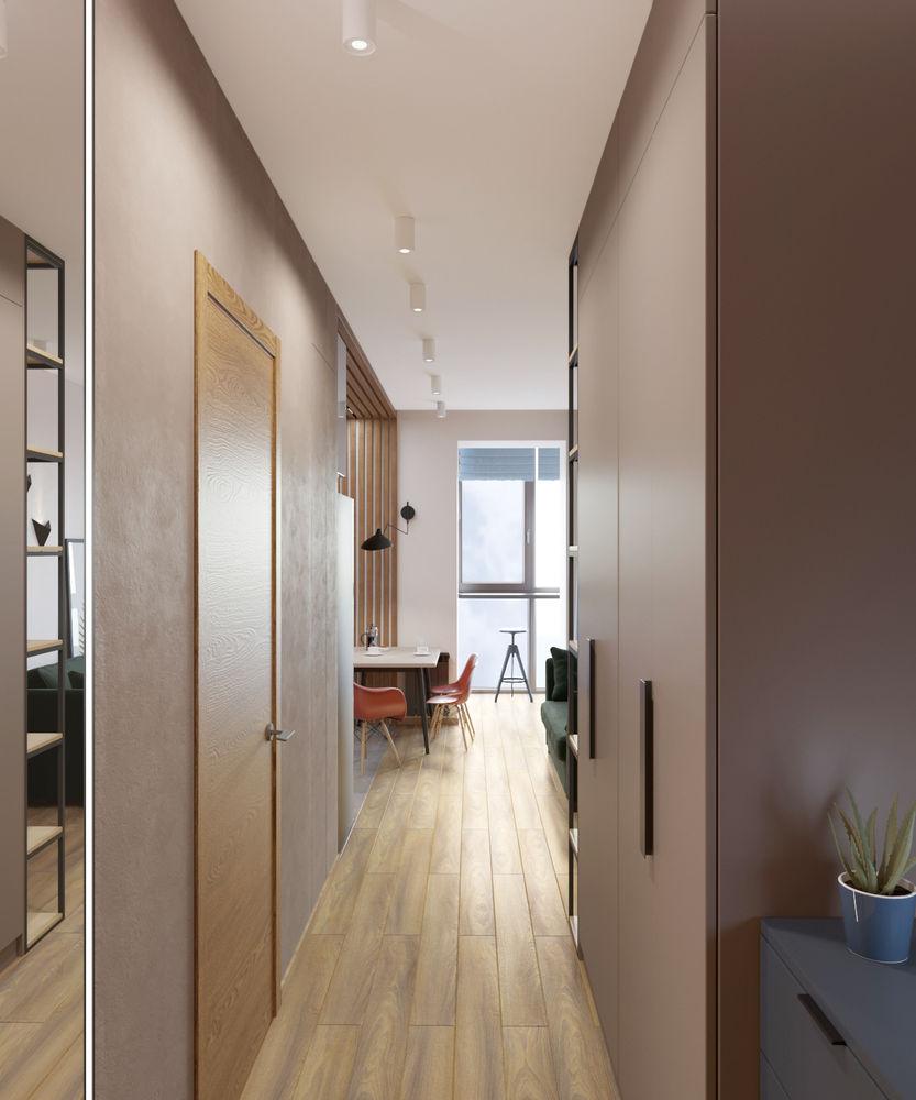 Однокомнатная квартира для мужчины