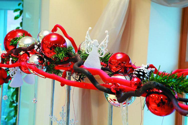 Новогоднее оформление и новогодний декор